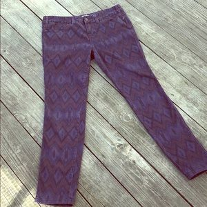 Free People Ikat Jeans Sz 31